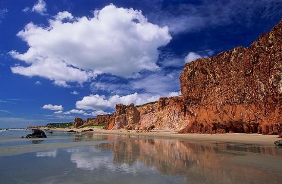 Canoa Quebrada Brasile Brasile ma Canoa Quebrada